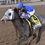 Frosted (Photo by NYRA / AP)