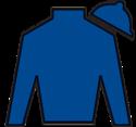 Godolphin Racing LLC, Murray, T., Braverman, P., Clarke, H. et al. Silks