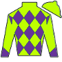 Honors Stable Corp Silks