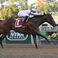 In Trouble Photo by NYRA/Adam Coglianese Photography