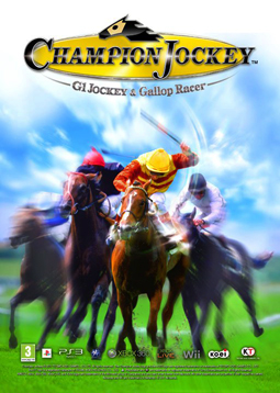 Champion Jockey Video Game