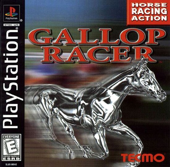 Gallup Racer Video Game