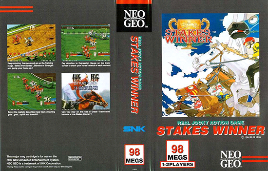 Stakes Winner Video Game