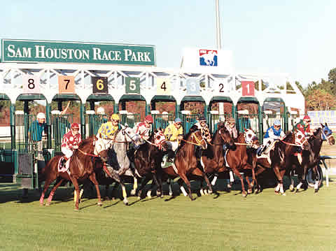 Sam Houston Race Park